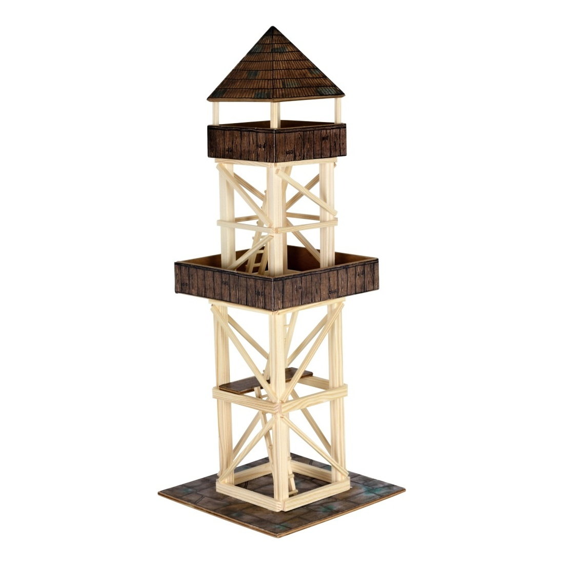 Made Hobby Europe Archivy In Kit Wooden Walachia Toys HIeE2WD9Y