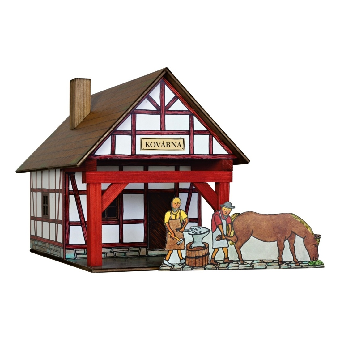 FACHWERK-SCHMIEDE - Walachia wooden toys made in Europe